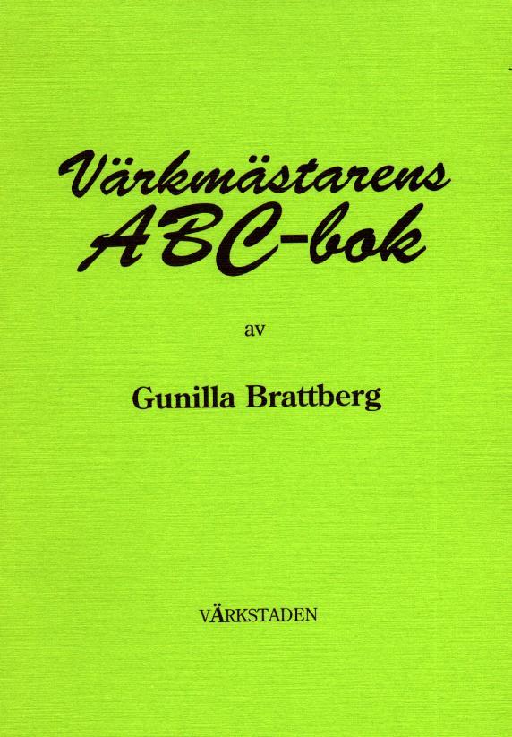 Värkmästarens ABC-bok